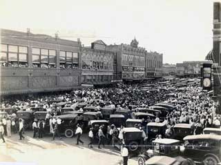 Taylor Trade Days 1923