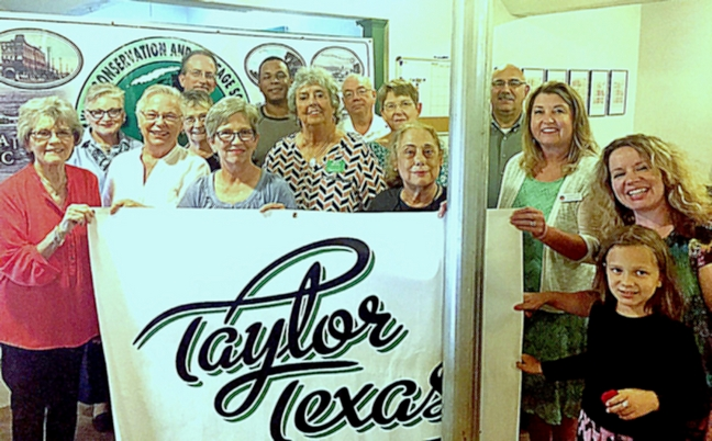 Taylor CoC Business of the Month, May, 2017